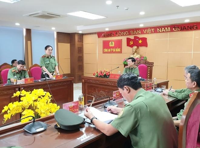 Biểu dương Công an Đà Nẵng và Bệnh viện 199 về phòng chống dịch - Ảnh minh hoạ 2