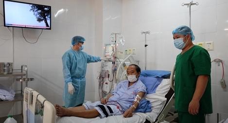 Nhiều bác sĩ Công an xung phong chi viện cho Đà Nẵng