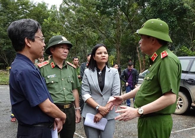 Thứ trưởng Lê Quốc Hùng đốc thúc công tác tìm kiếm nạn nhân mất tích ở Quảng Nam - Ảnh minh hoạ 2