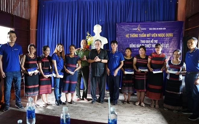 Chia sẻ yêu thương với người dân Đà Nẵng