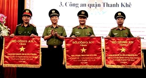 Công an TP Đà Nẵng triển khai nhiệm vụ công tác năm 2021
