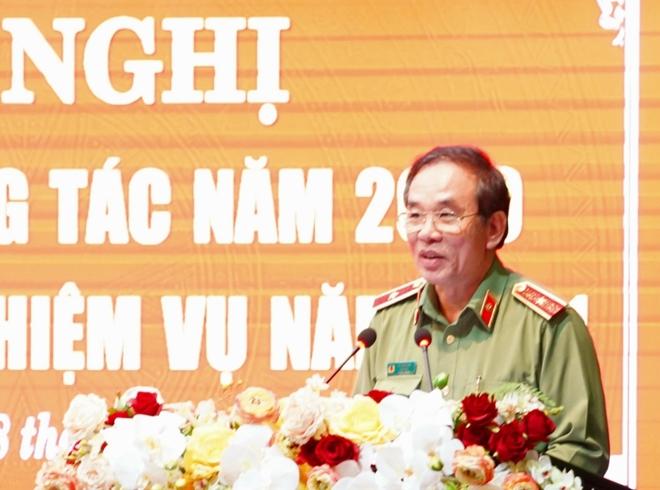 Công an TP Đà Nẵng triển khai nhiệm vụ công tác năm 2021 - Ảnh minh hoạ 4