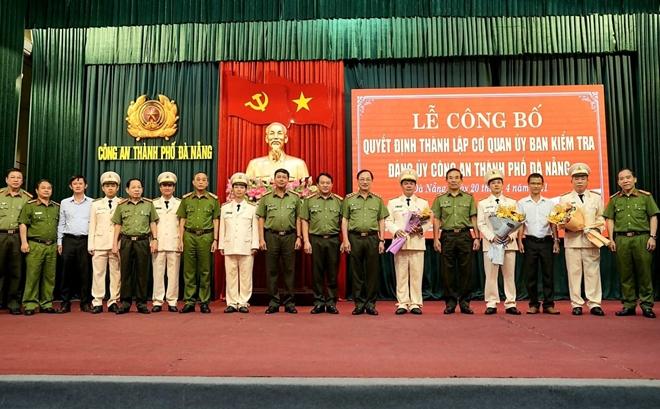 Thành lập Cơ quan UBKT Đảng ủy Công an TP Đà Nẵng - Ảnh minh hoạ 4