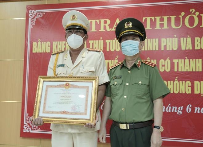 Phòng ANĐT Công an TP Đà Nẵng  và Bệnh viện 199 nhận Bằng khen của Thủ tướng - Ảnh minh hoạ 2