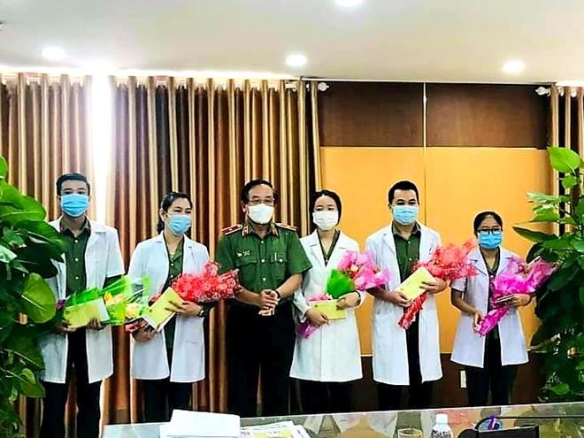 Bệnh viện 199 hỗ trợ chống dịch tại TP HCM và Bình Dương - Ảnh minh hoạ 6