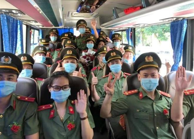 Bệnh viện 199 hỗ trợ chống dịch tại TP HCM và Bình Dương - Ảnh minh hoạ 5