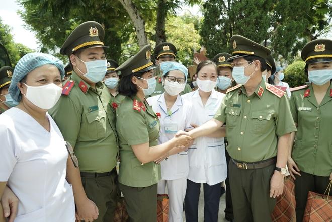 Bệnh viện 199 hỗ trợ chống dịch tại TP HCM và Bình Dương - Ảnh minh hoạ 3