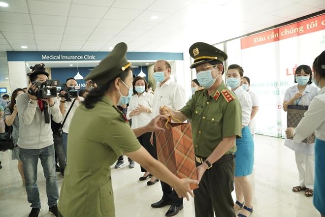 Bệnh viện 199 hỗ trợ chống dịch tại TP HCM và Bình Dương