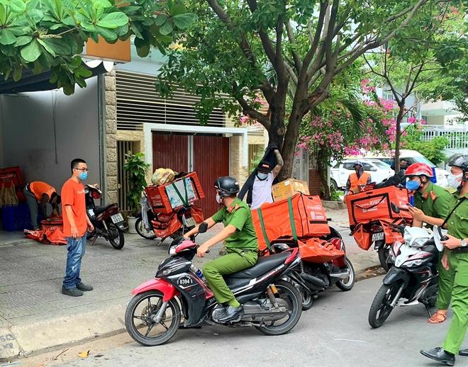Công an Đà Nẵng tăng cường gần 300 CBCS về cơ sở