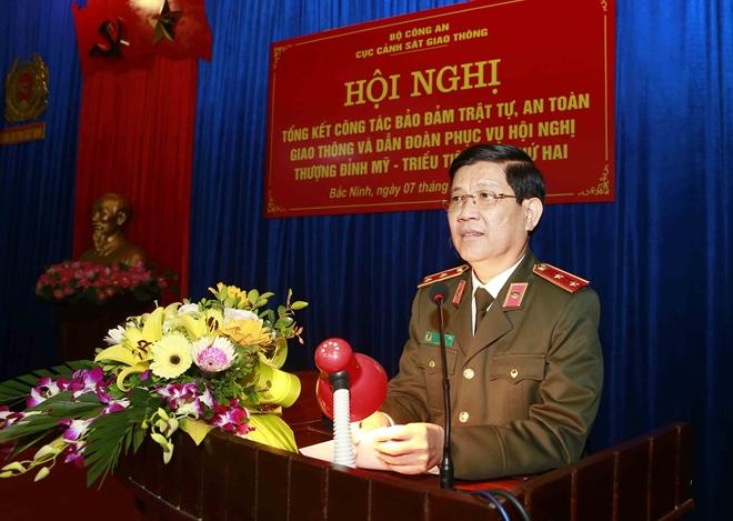 Tổng kết công tác đảm bảo TTATGT và dẫn đoàn phục vụ Hội nghị Thượng đỉnh Mỹ - Triều - Ảnh minh hoạ 3
