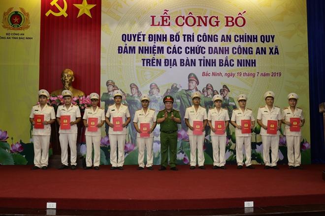 Bắc Ninh điều động 202 cán bộ Công an chính quy đảm nhiệm chức danh Công an  xã - Ảnh minh hoạ 4