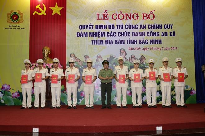 Bắc Ninh điều động 202 cán bộ Công an chính quy đảm nhiệm chức danh Công an  xã - Ảnh minh hoạ 2