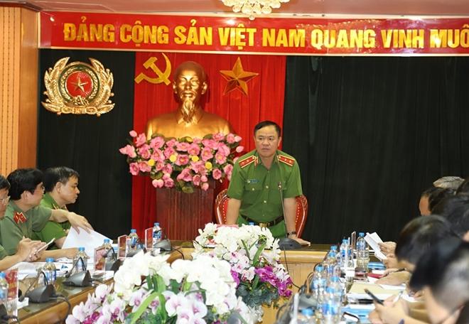 Ban Tổ chức Hội nghị ASEANAPOL 39 họp  lần thứ 2 bàn công tác chuẩn bị - Ảnh minh hoạ 2
