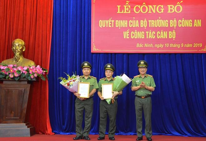 Công bố quyết định nhân sự Cục trưởng Cục Cảnh sát kinh tế - Ảnh minh hoạ 2
