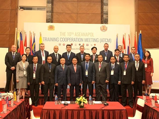 Hội nghị hợp tác đào tạo ASEANPOL lần thứ 10 - Ảnh minh hoạ 3