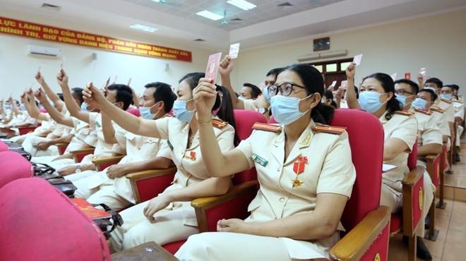 Thứ trưởng Bùi Văn Nam dự Đại hội Đảng bộ Công an tỉnh Bắc Giang - Ảnh minh hoạ 2