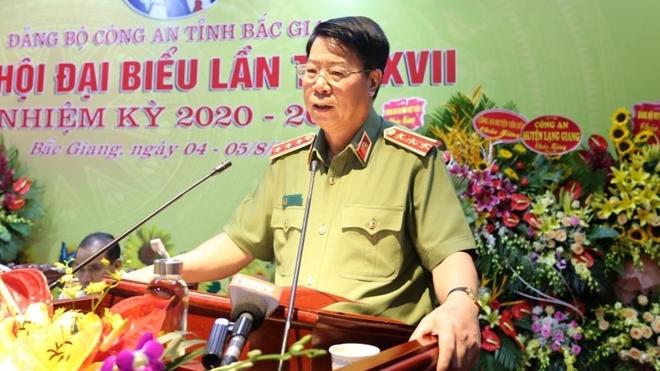 Thứ trưởng Bùi Văn Nam dự Đại hội Đảng bộ Công an tỉnh Bắc Giang - Ảnh minh hoạ 5