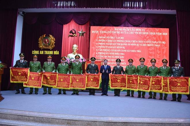 Công an Thanh Hoá triển khai công tác Công an năm 2021 - Ảnh minh hoạ 3