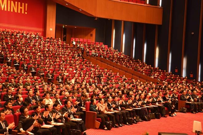 Bế mạc Đại hội đại biểu toàn quốc lần thứ XIII Đảng Cộng sản Việt Nam