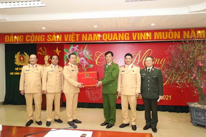 Thứ trưởng Nguyễn Duy Ngọc kiểm tra công tác ứng trực bảo vệ Tết - Ảnh minh hoạ 2