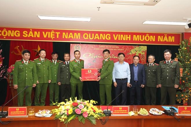 Thứ trưởng Nguyễn Duy Ngọc kiểm tra công tác ứng trực bảo vệ Tết - Ảnh minh hoạ 4