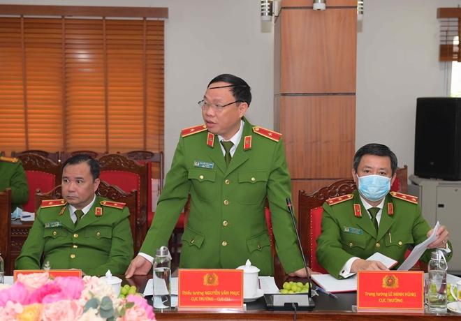 Thứ trưởng Lê Quốc Hùng làm việc về công tác đảm bảo an toàn các cơ sở giam giữ - Ảnh minh hoạ 2