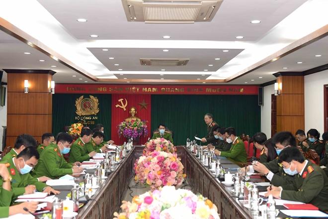Thứ trưởng Lê Quốc Hùng làm việc về công tác đảm bảo an toàn các cơ sở giam giữ - Ảnh minh hoạ 3