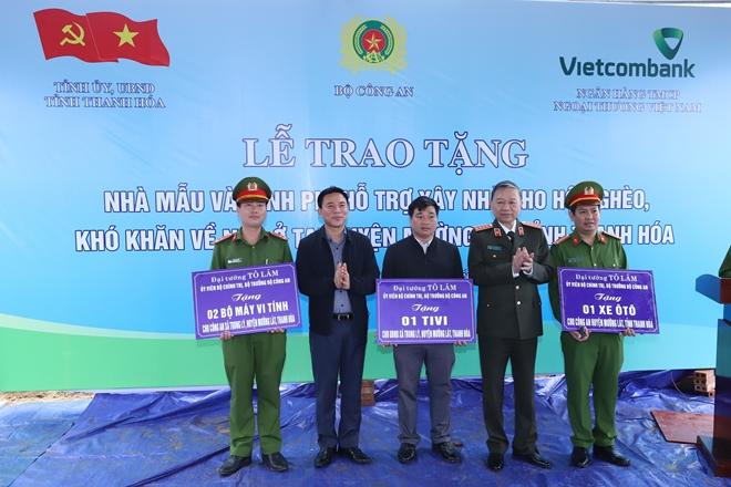 Hỗ trợ xây 600 ngôi nhà cho hộ nghèo ở huyện Mường Lát - Ảnh minh hoạ 5