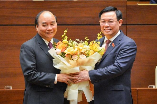 Đồng chí Nguyễn Xuân Phúc được đề cử bầu Chủ tịch nước