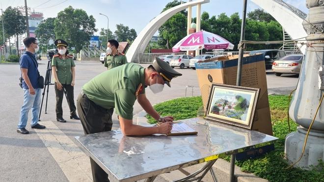 Những khoảnh khắc không quên giữa tâm dịch Bắc Giang - Ảnh minh hoạ 3