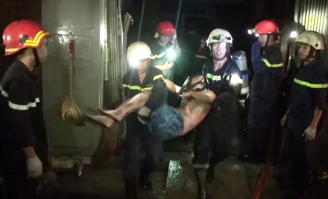 Bộ trưởng Bộ Công an chia sẻ những phút giây sinh tử khi chữa cháy tàu chở dầu ở Hải Phòng