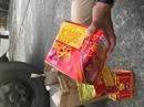 CSGT Thanh Hoá: Một ngày phát hiện 2 ô tô vận chuyển pháo