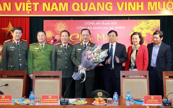 Thứ trưởng Nguyễn Văn Thành kiểm tra công tác tại một số đơn vị