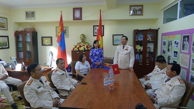 Việt Nam – Mông Cổ: Trao đổi, học tập nhau trong quản lý, giáo dục người phạm tội