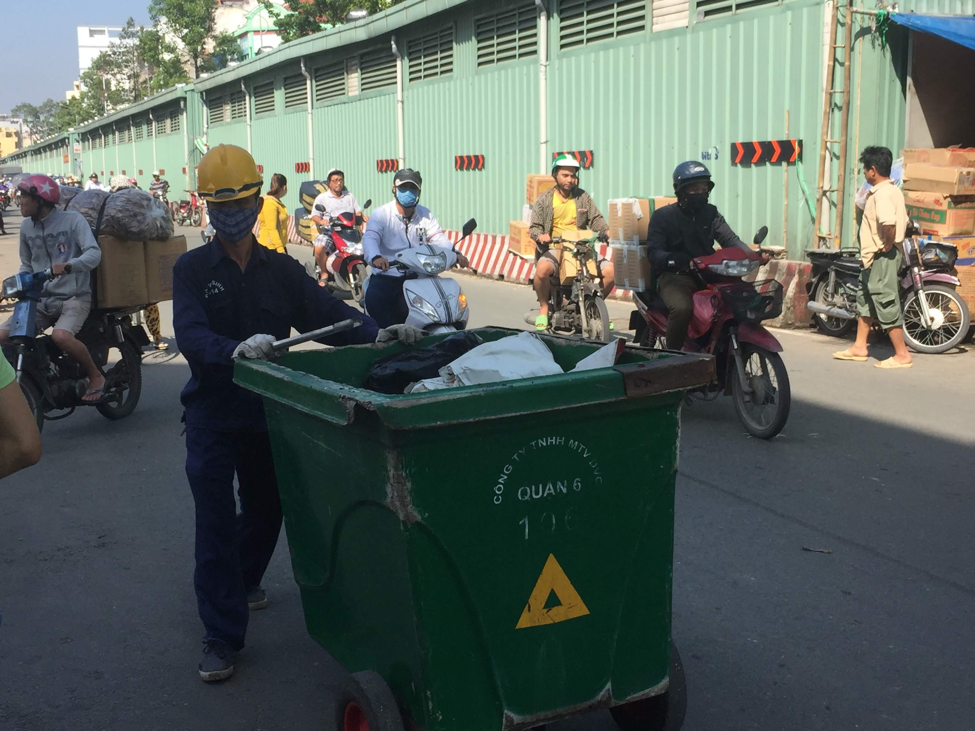 Qui định giá tối đa đối với dịch vụ thu gom, vận chuyển rác thải sinh hoạt
