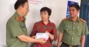 Báo CAND tới thăm, động viên cán bộ Công an bị thương trong vụ nổ ở Đắk Lắk