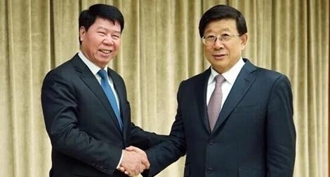 Thúc đẩy quan hệ hợp tác giữa Bộ Công an Việt Nam và Bộ Công an Trung Quốc