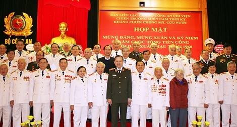 Kỷ niệm 50 năm cuộc Tổng tiến công và nổi dậy Xuân Mậu thân 1968