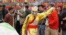 Tái hiện hình ảnh Vua đi cày trong lễ hội Tịch điền