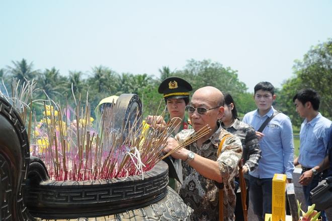 Báo CAND tri ân các liệt sĩ trong hành trình về nguồn tại Quảng Trị 1 - Ảnh minh hoạ 21