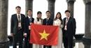 Việt Nam giành 3 HCV tại kỳ thi Olimpic Sinh học quốc tế 2018