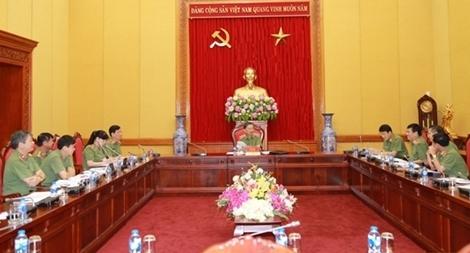 Thí điểm Công an chính quy đảm nhiệm chức danh Công an xã trên địa bàn tỉnh Kon Tum