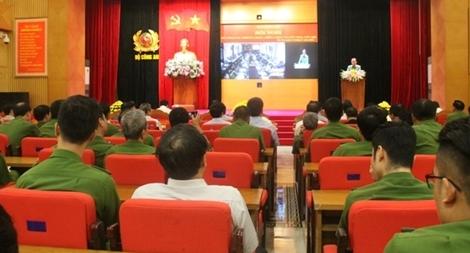 Hội nghị trực tuyến về công tác phòng cháy chữa cháy và cứu nạn cứu hộ