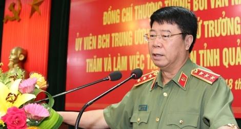Thư khen các đơn vị phá vụ cướp hơn 3 tỷ tiền, vàng tại Phú Yên