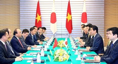 Việt Nam - Nhật Bản ký kết Bản ghi nhớ về hợp tác trong lĩnh vực PCCC