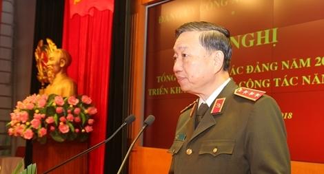 Nâng cao chất lượng công tác kiểm tra, giám sát, kỷ luật Đảng trong Đảng bộ Công an Trung ương