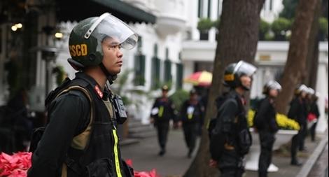 Thượng đỉnh Mỹ - Triều lần 2 tại Hà Nội: An ninh thắt chặt, đảm bảo tuyệt đối an toàn