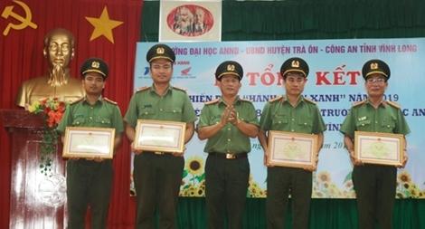 """Tuổi trẻ An ninh với chiến dịch """"Hành quân xanh"""":  Đi dân nhớ, ở dân thương"""