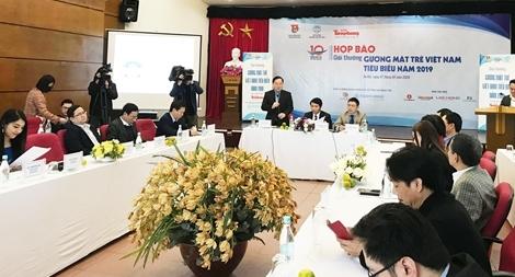 Hai Đại úy Công an lọt vào danh sách Gương mặt trẻ Việt Nam tiêu biểu 2019