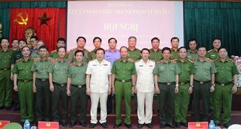 Không để Việt Nam trở thành địa bàn trọng điểm của tội phạm sản xuất ma túy